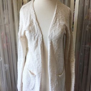 Mo:Vint Anthropologie Sweater Cardigan Small